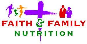 Nutritional supplements, health guide, healing clinic: Faith & Family Nutrition Logo