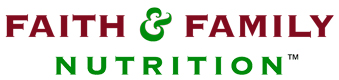 Nutritional supplements, health guide, healing clinic: Faith & Family Nutrition Logo