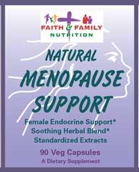 Menopause-Regulator