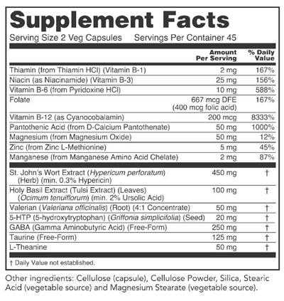 neuro-balancer-facts